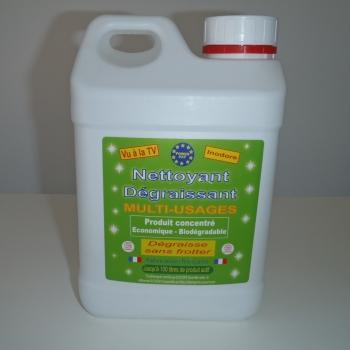 Nettoyant degraissant multi-usage 2litres