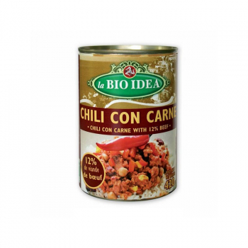 Chili con carn--la bio idea