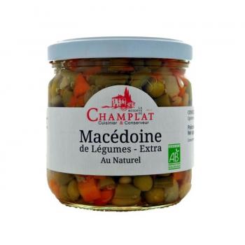 Macedoine légumes 240g CHAMPLAT