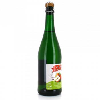 Cidre demi sec 2.5 °. 75 cl--JULIET