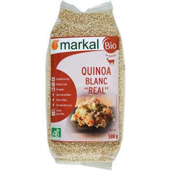 MARKAL - QUINOA BLANC 500G