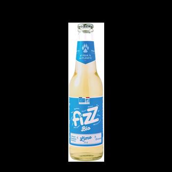 Fizz limo bio boisson pétillante 33cl MAISON MENEAU