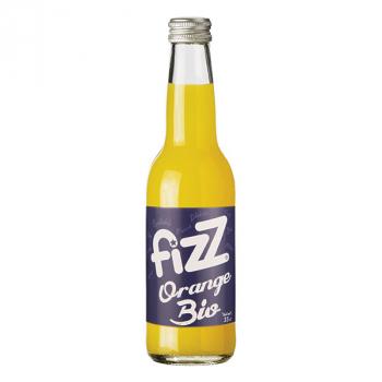 Fizz orange bio boisson pétillante 33cl MAISON MENEAU