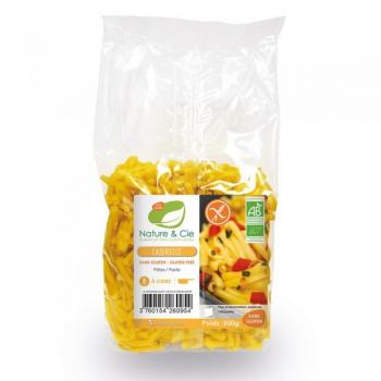 Caserecce Maïs/ Riz Sans Gluten 500G  Nature & Cie