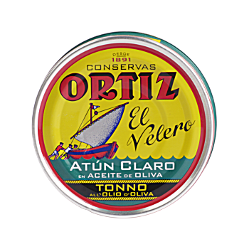 Thon albacore a l'huile d'olive 250g ORTIZ