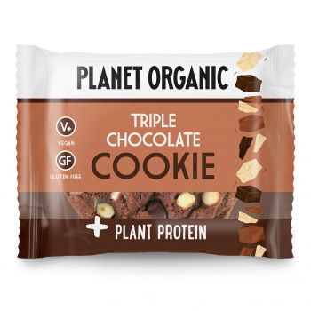 Cookie protéiné 3 chocolats--planet organic