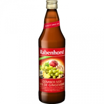RABENHORST - JUS MIX DE GINGEMBRE 750ML