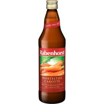 Jus de carotte 75cl - RABENHORST