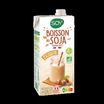 Boisson soja petit épeautre & noisette 1l  Soy