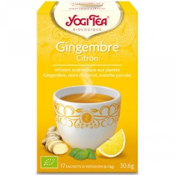 Gingembre Citron - Yogi Tea