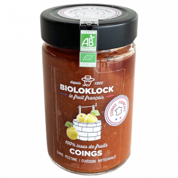 Coings  Biolo'KlocK