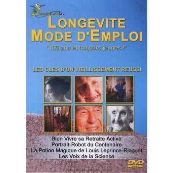 Longevite mode d emploi - DVD