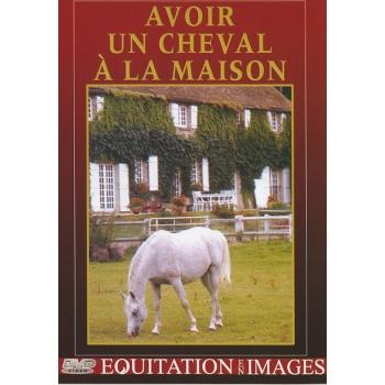 Un cheval a la maison - DVD