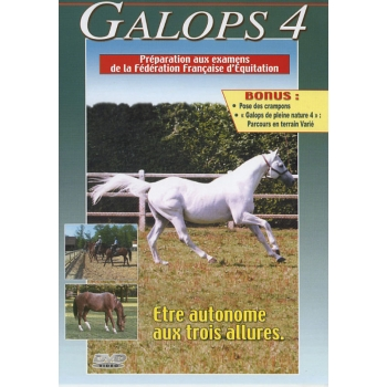 Galops 4  - DVD