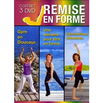Remise en forme - 3 DVD