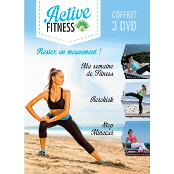 Active fitness - 3 DVD