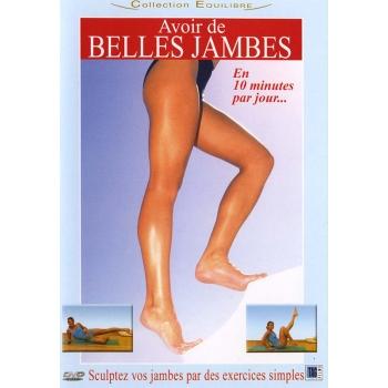 Avoir de belles jambes - DVD