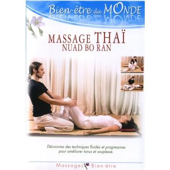 Massage thai 1 - DVD