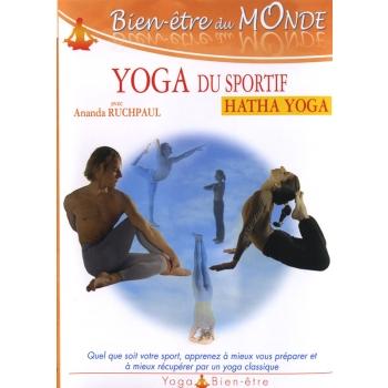Yoga pour les sportifs - DVD