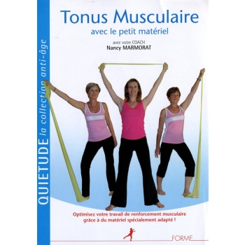Gym seniors tonus muscul. -DVD