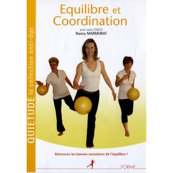 Gym seniors equilibre - DVD  et coordination