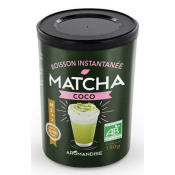 Boisson instantanée Matcha coco, 150 g