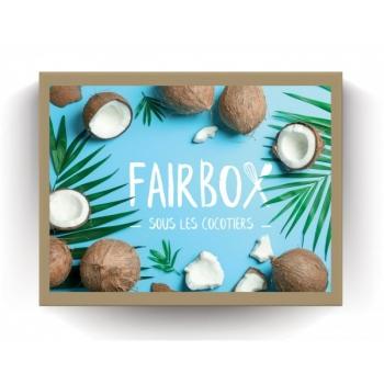 Fairbox Sous les cocotiers