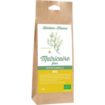 Camomille Matricaire Fleur , 25 g