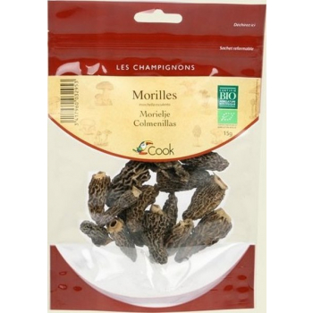Morilles, 15 g