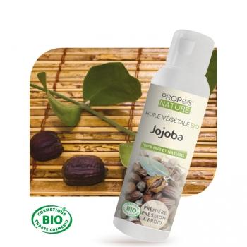 Jojoba BIO - Huile végétale vierge 100 ml