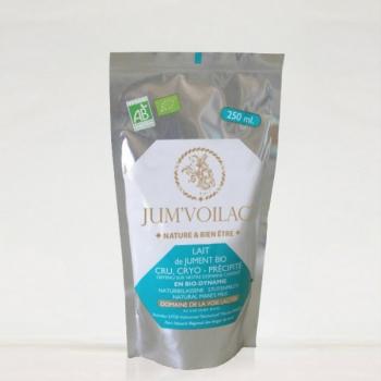JUM'VOILAC – Cure de lait de jument bio 250 ml