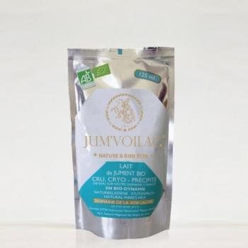 JUM'VOILAC – Cure de lait de jument bio 125 ml