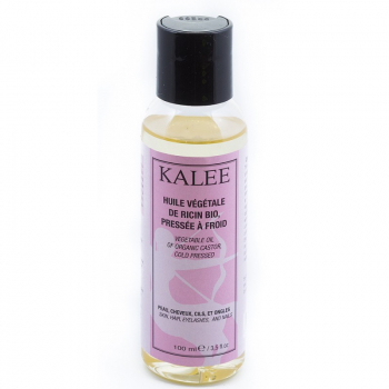 huile végétale de ricin  anti chute de cheveux