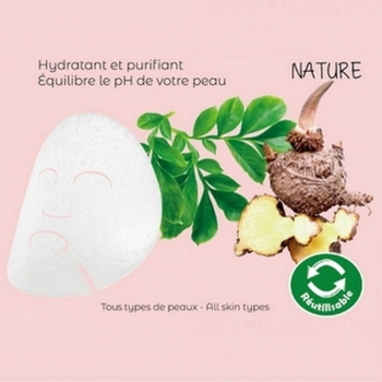 Masque Hydratant au Konjac Naturel