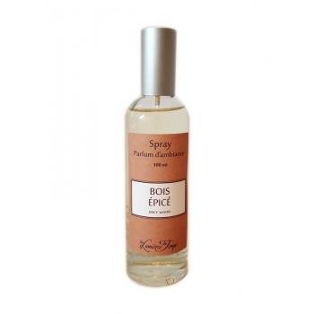 Parfum d'ambiance - Touche de mauve - 100 ml - Les Lumières du Temps