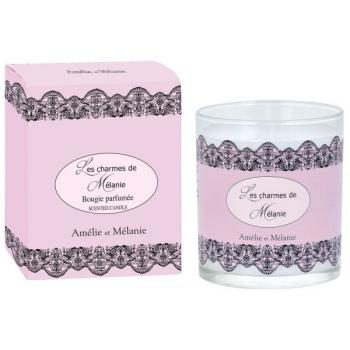 Bougie parfumée Jasmin - Muguet - 160 g - Lothantique