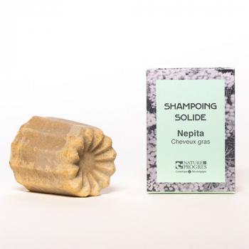 Shampoing solide Nepita 60g