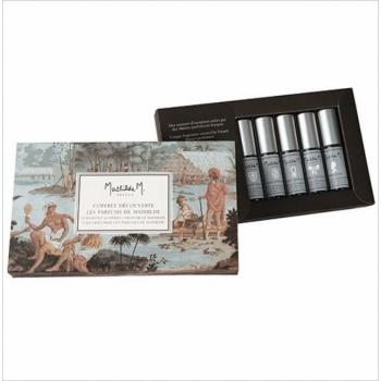 Coffret découverte les parfums de Mathilde M.