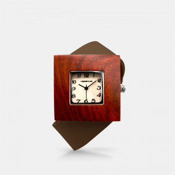 Montre Femme SQUARE BROWN XL