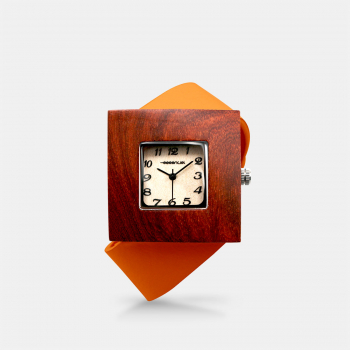 Montre Femme SQUARE ORANGE XL