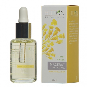 Macérat d'immortelle bio HITTON