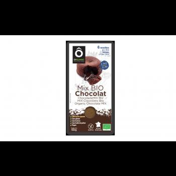 Mix Pâtissier Chocolat BIO Vegan sans gluten et sans sucre ajouté 150g