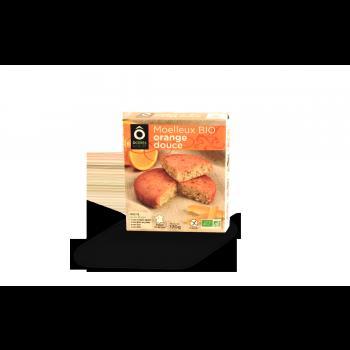 Moelleux Orange Douce BIO sans gluten 170g