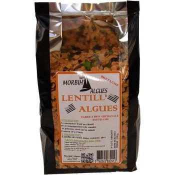 """Lentilles """"Lentill'algues"""", 250 g"""