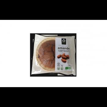 Moelleux Amande Sarrasin BIO sans gluten 145g