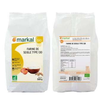 Farine De Pois Chiches, 500 g