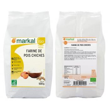 Farine Blanche De Teff - Sans Gluten, 500 g