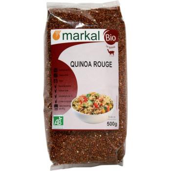 Duo De Quinoa Rouge Et Blanc, 500 g