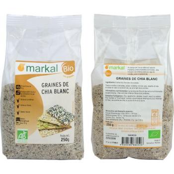Graines De Chia Noir, 500 g