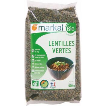 Lentilles Noires Beluga, 500 g